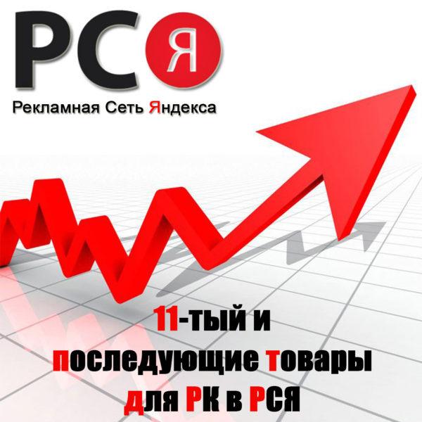 Создание Рекламной Кампании в Рекламной Сети Яндекса (РСЯ) - 2