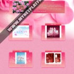 Скриншот Дизайна интернет магазина Болгарская роза - главная