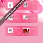 Скриншот Дизайна интернет магазина Болгарская роза - 02